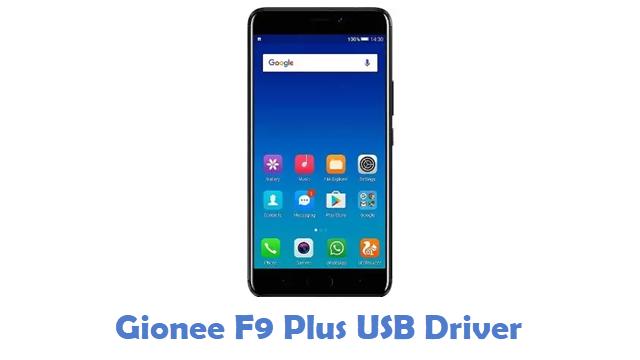 Gionee F9 Plus USB Driver