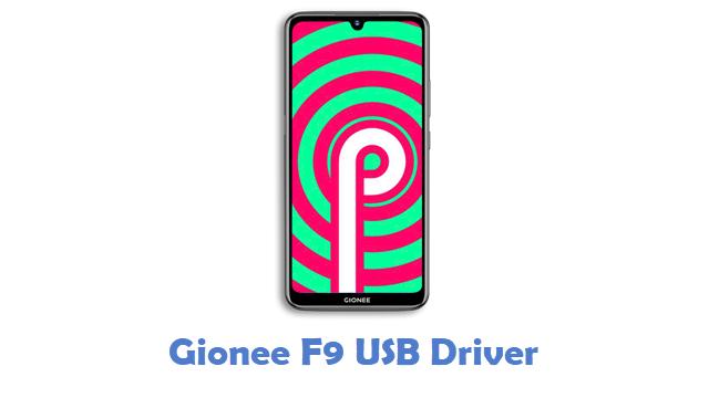 Gionee F9 USB Driver
