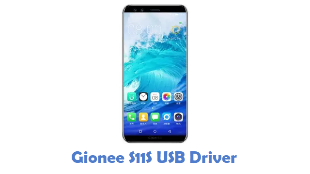 Gionee S11S USB Driver