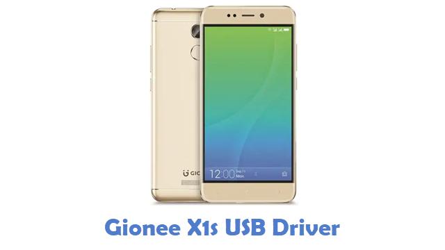 Gionee X1s USB Driver