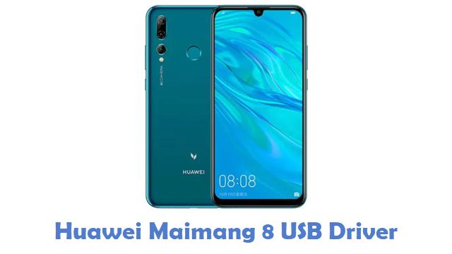 Huawei Maimang 8 USB Driver