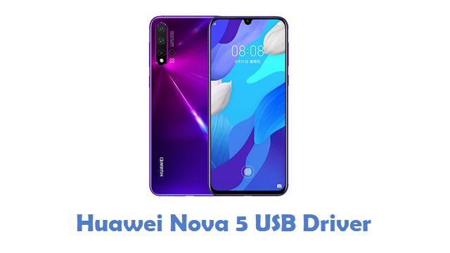 Huawei Nova 5 USB Driver