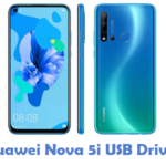 Huawei Nova 5i USB Driver
