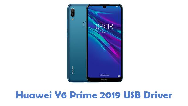 Huawei Y6 Prime 2019 USB Driver