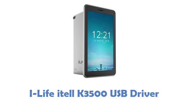 I-Life itell K3500 USB Driver