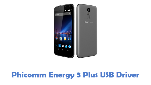 Phicomm Energy 3 Plus USB Driver