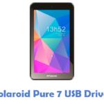 Polaroid Pure 7 USB Driver