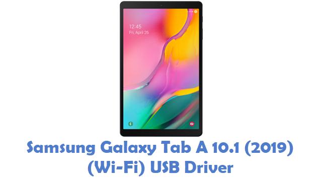 Samsung Galaxy Tab A 10.1 (2019) (Wi-Fi) USB Driver