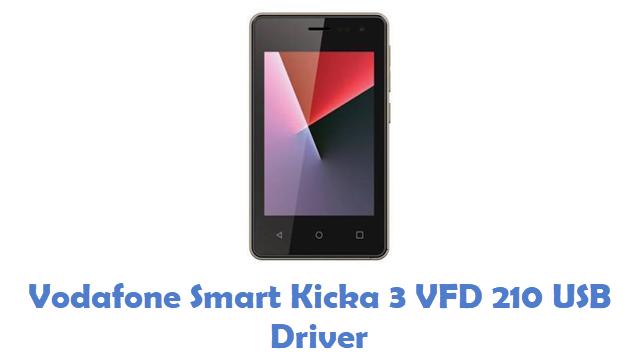 Vodafone Smart Kicka 3 VFD 210 USB Driver