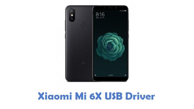 Xiaomi Mi 6X USB Driver