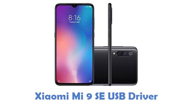 Xiaomi Mi 9 SE USB Driver
