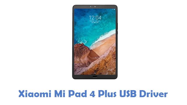 Xiaomi Mi Pad 4 Plus USB Driver