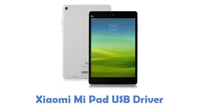 Xiaomi Mi Pad USB Driver