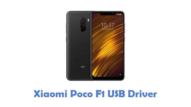 Xiaomi Poco F1 USB Driver