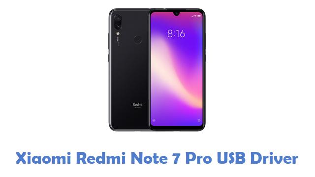Xiaomi Redmi Note 7 Pro USB Driver