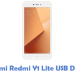Xiaomi Redmi Y1 Lite USB Driver