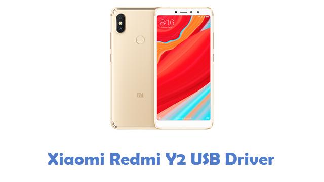 Xiaomi Redmi Y2 USB Driver