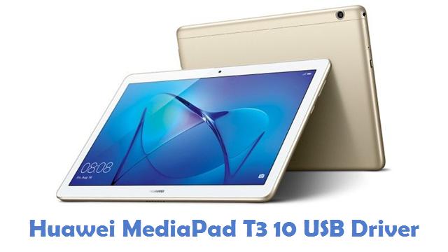 Huawei MediaPad T3 10 USB Driver