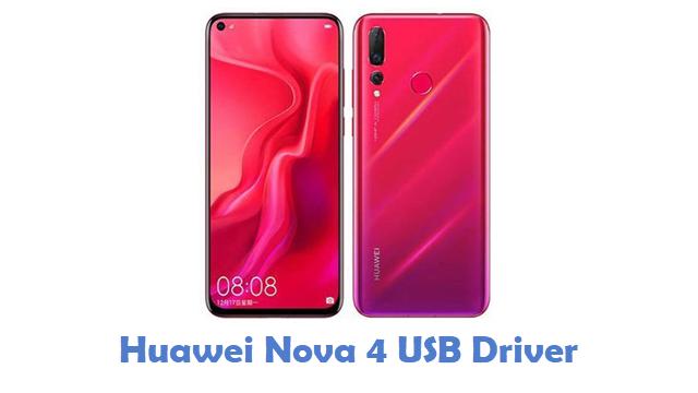 Huawei Nova 4 USB Driver