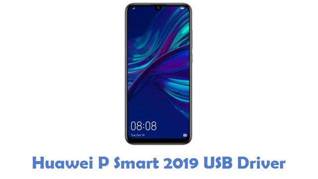 Huawei P Smart 2019 USB Driver