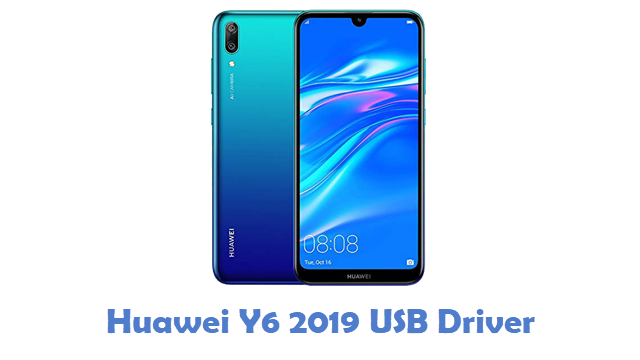 Huawei Y6 2019 USB Driver