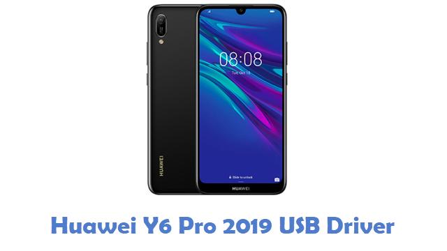 Huawei Y6 Pro 2019 USB Driver