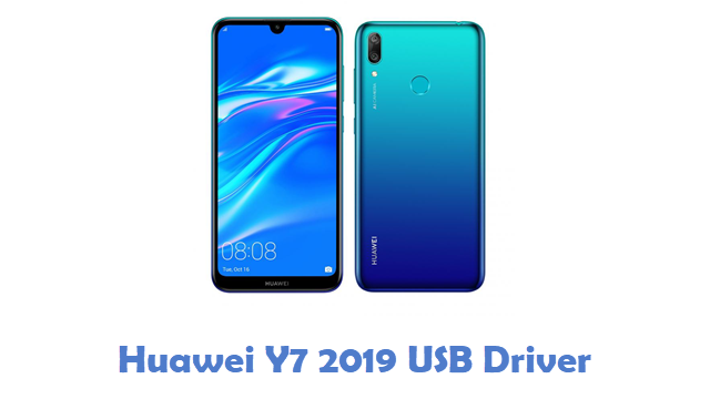 Huawei Y7 2019 USB Driver