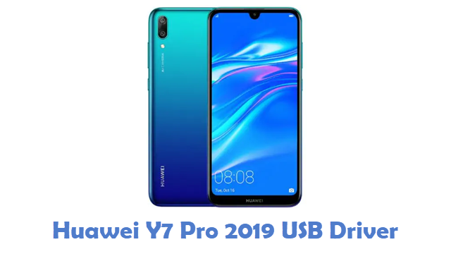 Huawei Y7 Pro 2019 USB Driver
