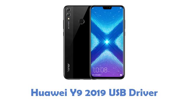 Huawei Y9 2019 USB Driver