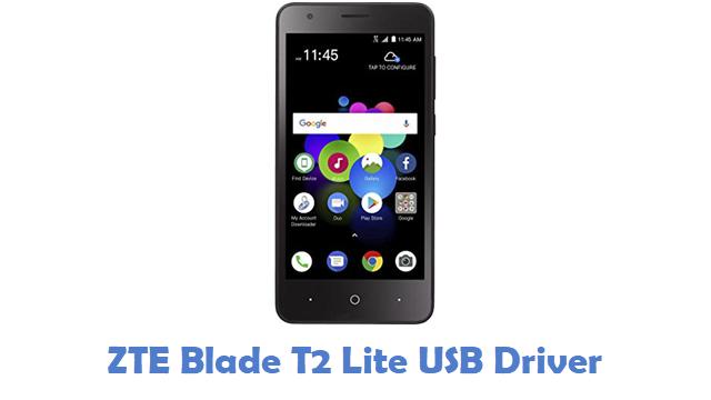 ZTE Blade T2 Lite USB Driver