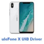uleFone X USB Driver