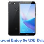 Huawei Enjoy 8e USB Driver