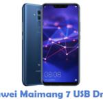 Huawei Maimang 7 USB Driver