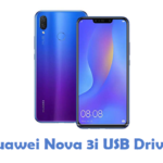 Huawei Nova 3i USB Driver