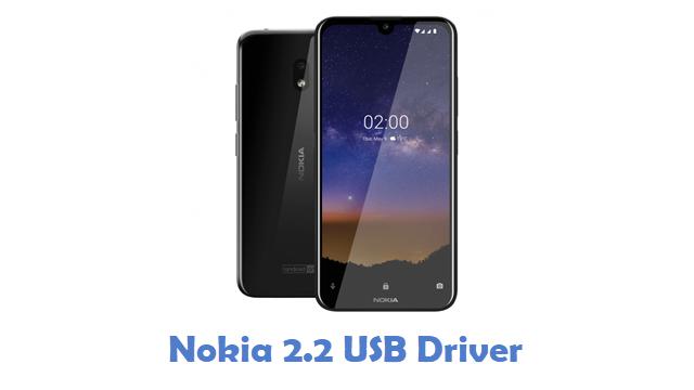 Nokia 2.2 USB Driver