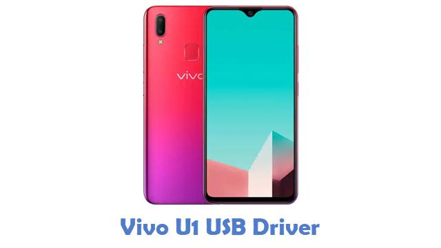 Vivo U1 USB Driver