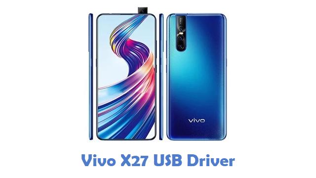 Vivo X27 USB Driver