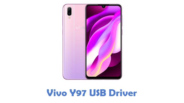 Vivo Y97 USB Driver