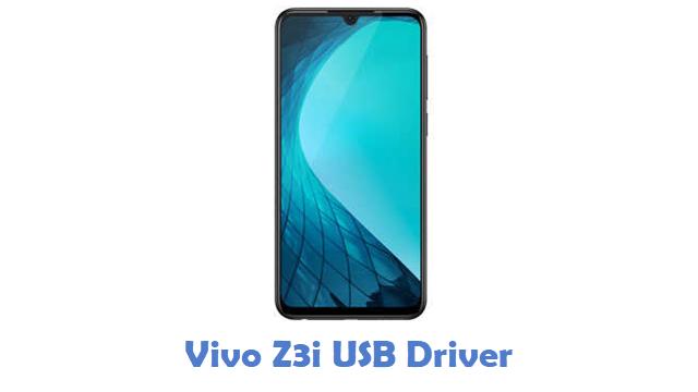 Vivo Z3i USB Driver
