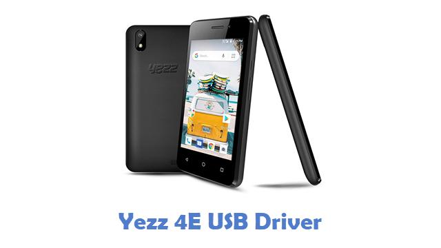 Yezz 4E USB Driver