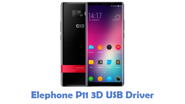 Elephone P11 3D USB Driver