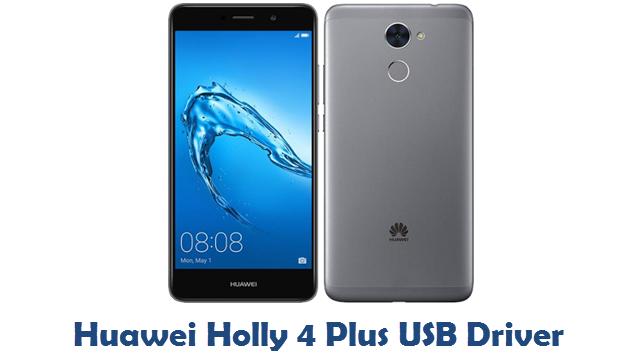 Huawei Holly 4 Plus USB Driver