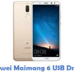 Huawei Maimang 6 USB Driver