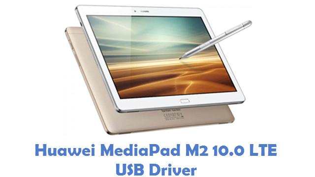 Huawei MediaPad M2 10.0 LTE USB Driver