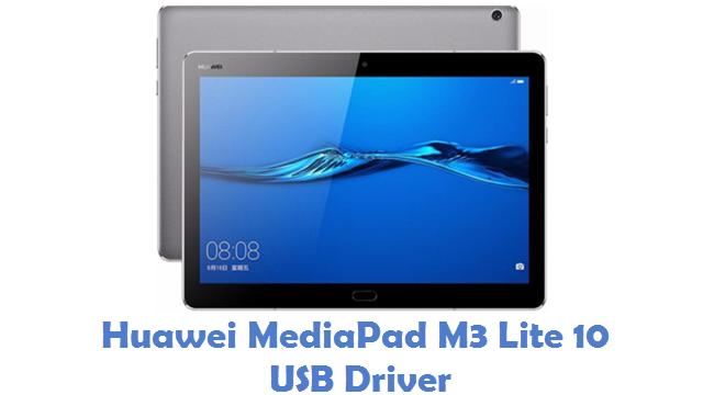 Huawei MediaPad M3 Lite 10 USB Driver
