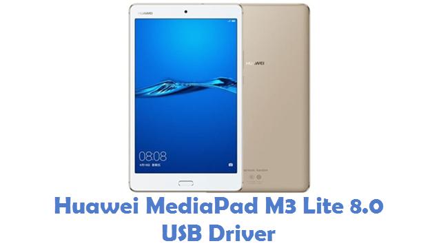 Huawei MediaPad M3 Lite 8.0 USB Driver