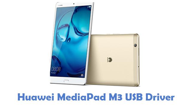 Huawei MediaPad M3 USB Driver