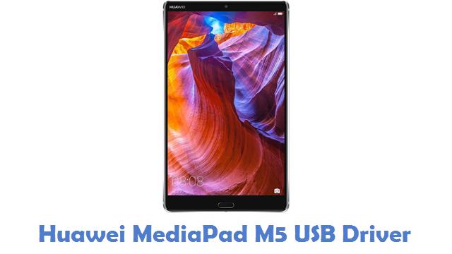Huawei MediaPad M5 USB Driver