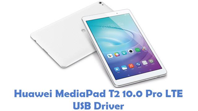 Huawei MediaPad T2 10.0 Pro LTE USB Driver