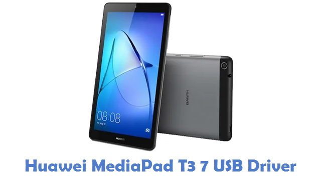 Huawei MediaPad T3 7 USB Driver